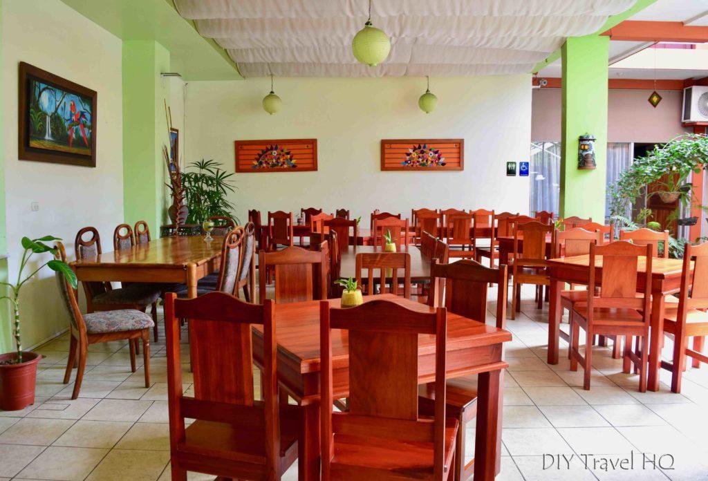 Restaurant Hotel Las Colinas