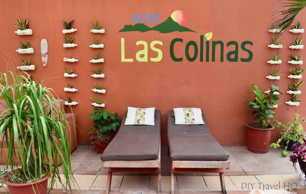 Hotel Las Colinas family run