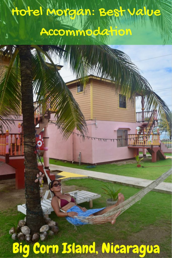 Hotel Morgan is a great base to explore Big Corn Island in Nicaragua. Experience the Corn Islands' best beach, walk-in snorkeling, & turquoise Caribbean water at your doorstep. Find out everything inside!