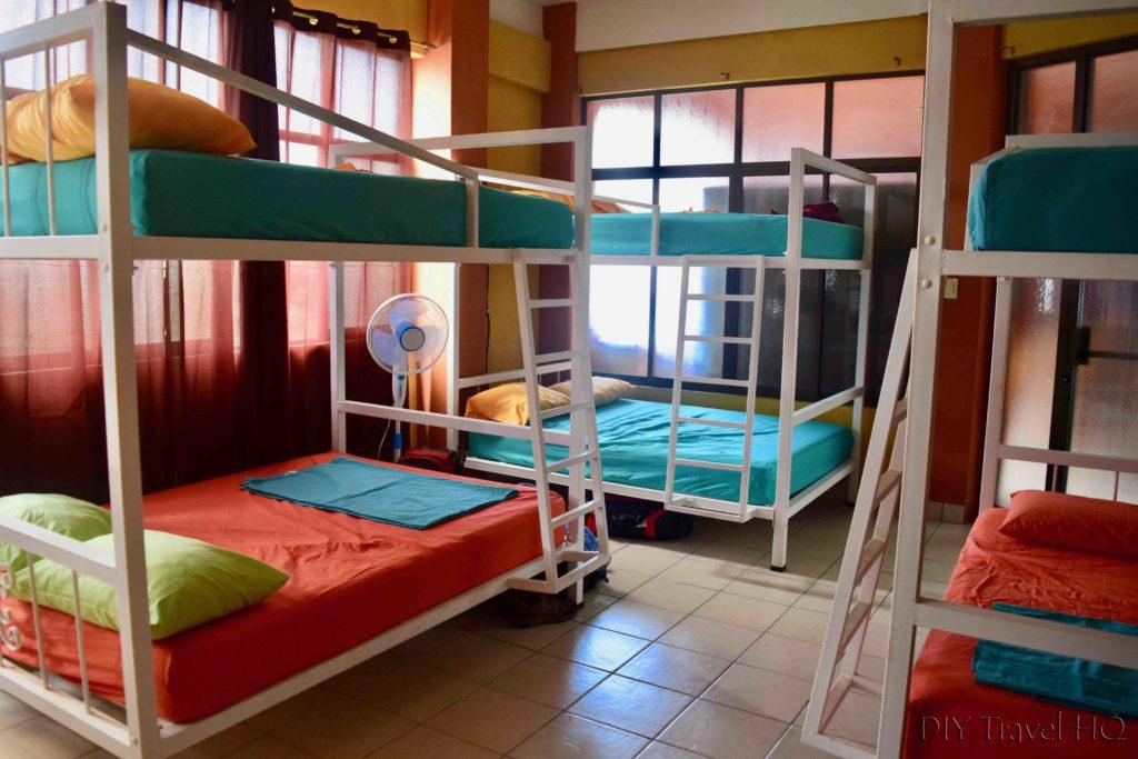 Playa Samara hostel