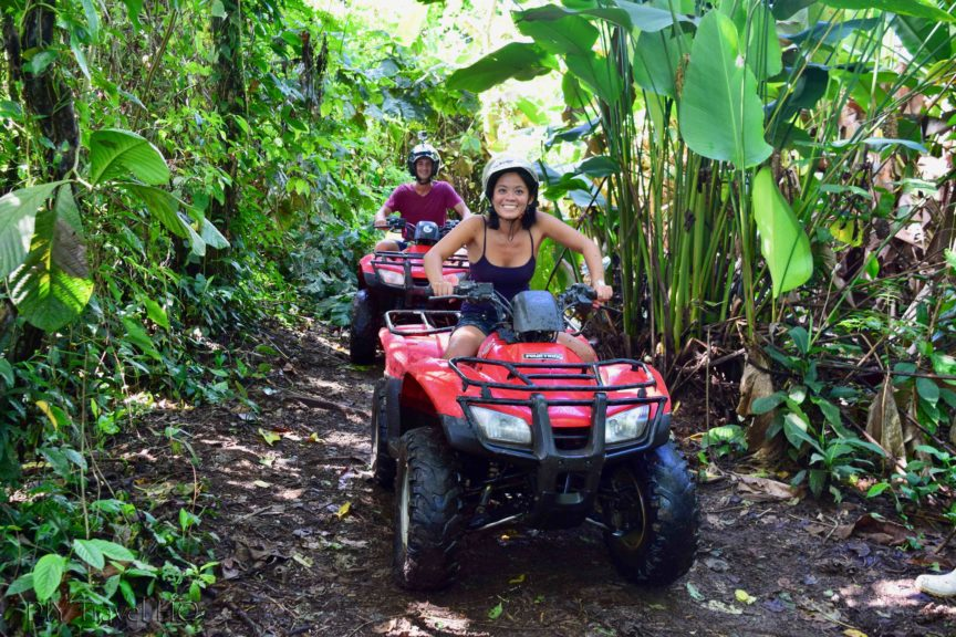 ATV Tour Power Wheels Adventures