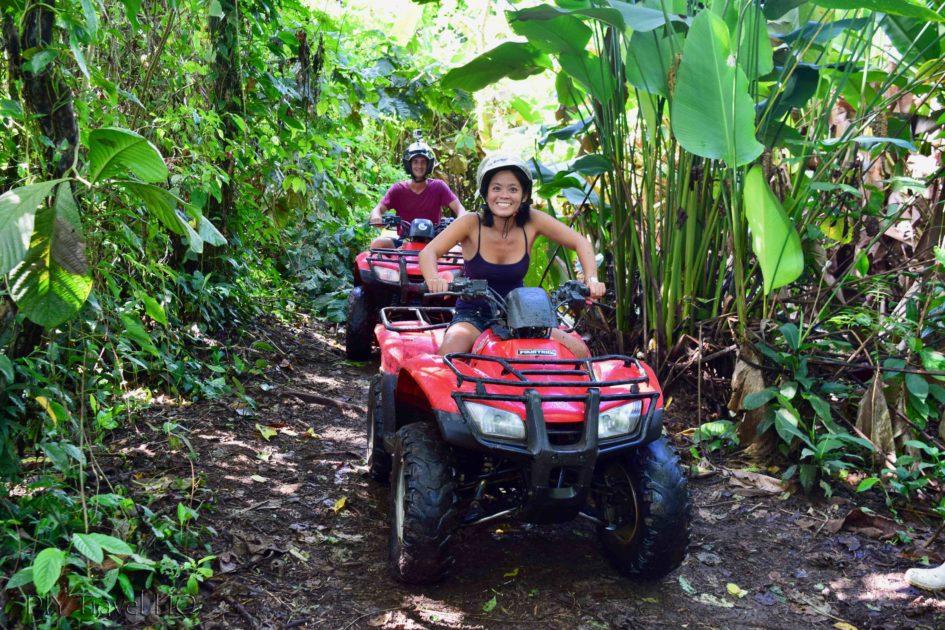 ATV Tour Power Wheels Adventures