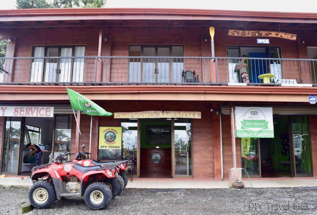 Power Wheels Adventures office