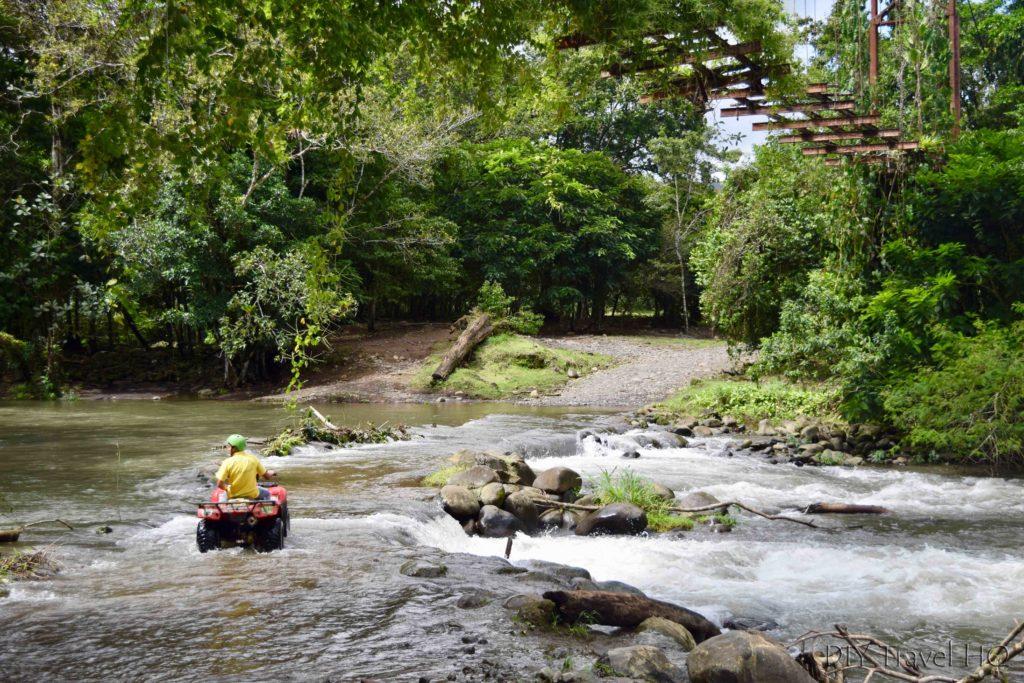 Riverbank La Fortuna