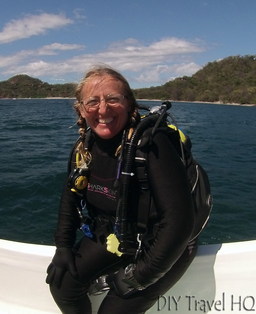 Sirenas Diving Owner Bobbie Jo
