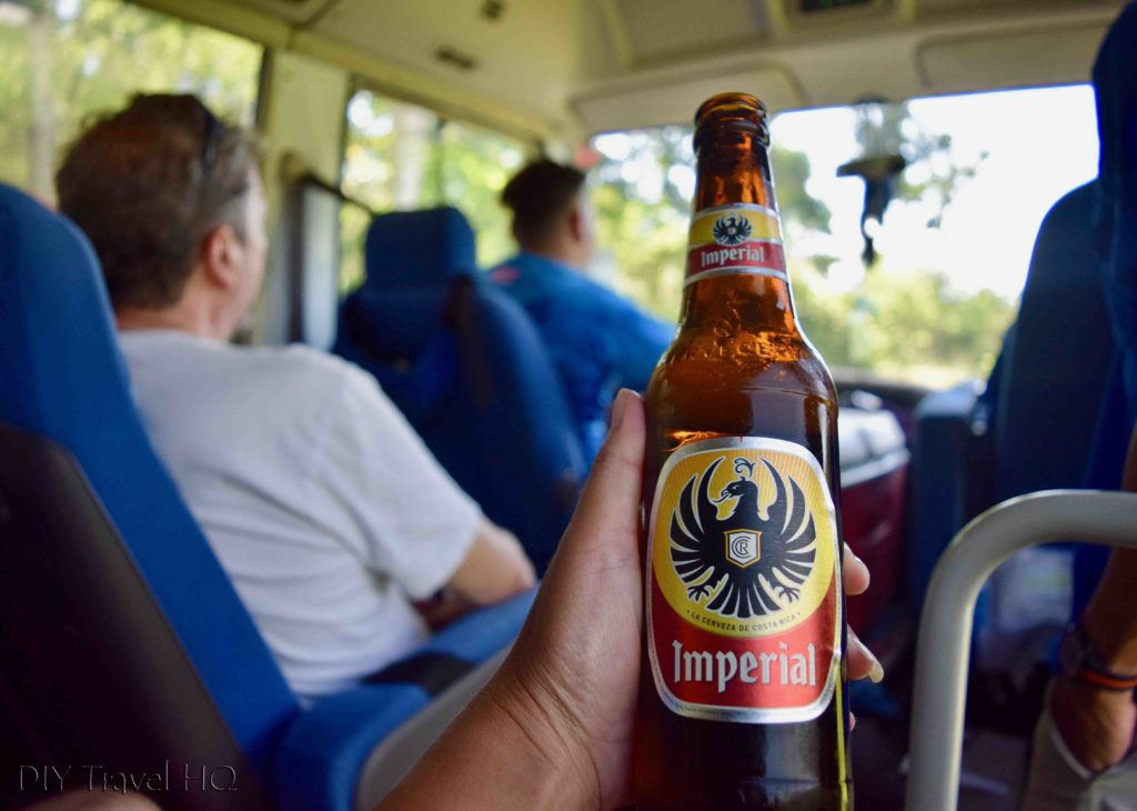 Wave Expeditions Beer