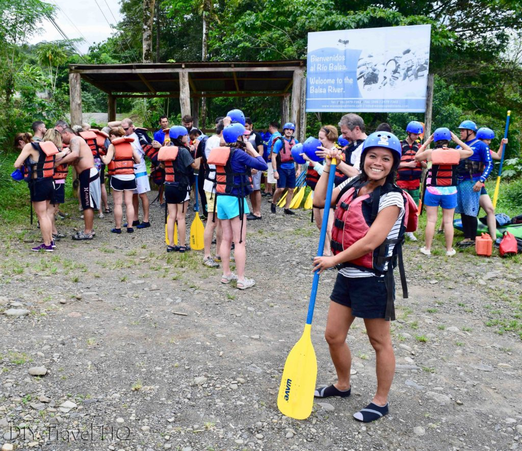 Wave Expeditions Getting Rafting Gear