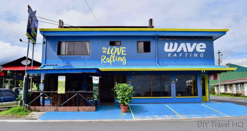 Wave Expeditions Office La Fortuna