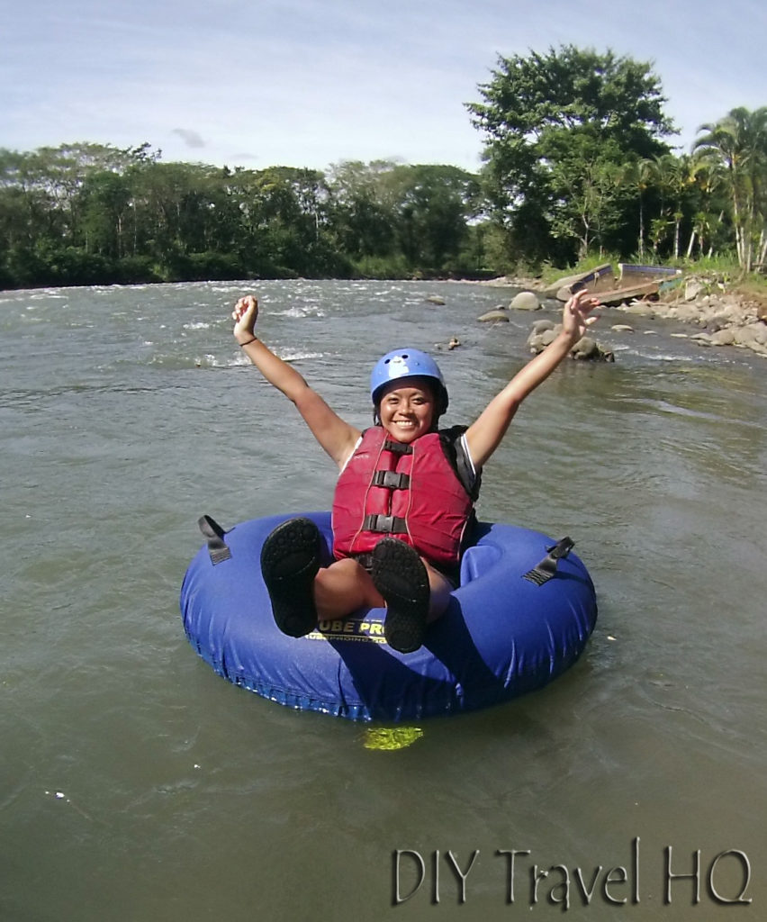 Wave Expeditions Tubing Balsa River