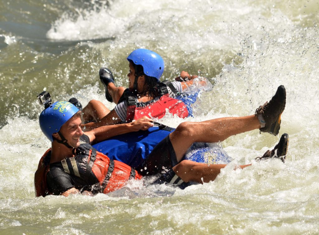 Wave Expeditions White Water Tubing