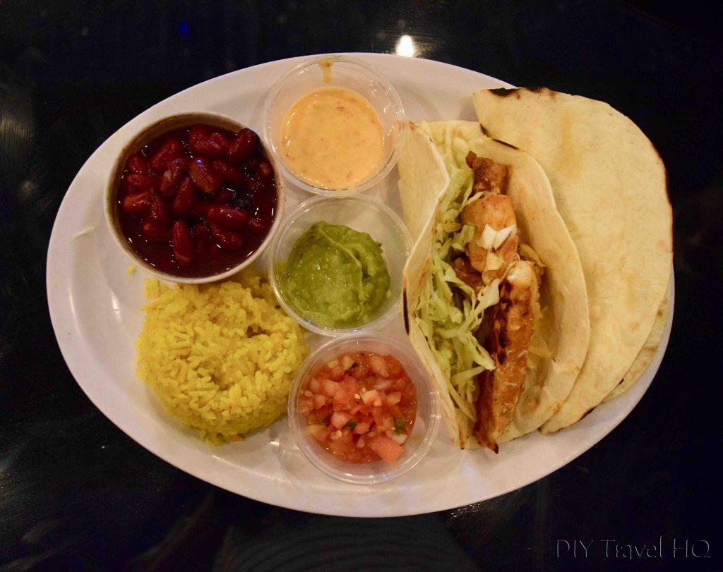 Fish Tacos Boquete