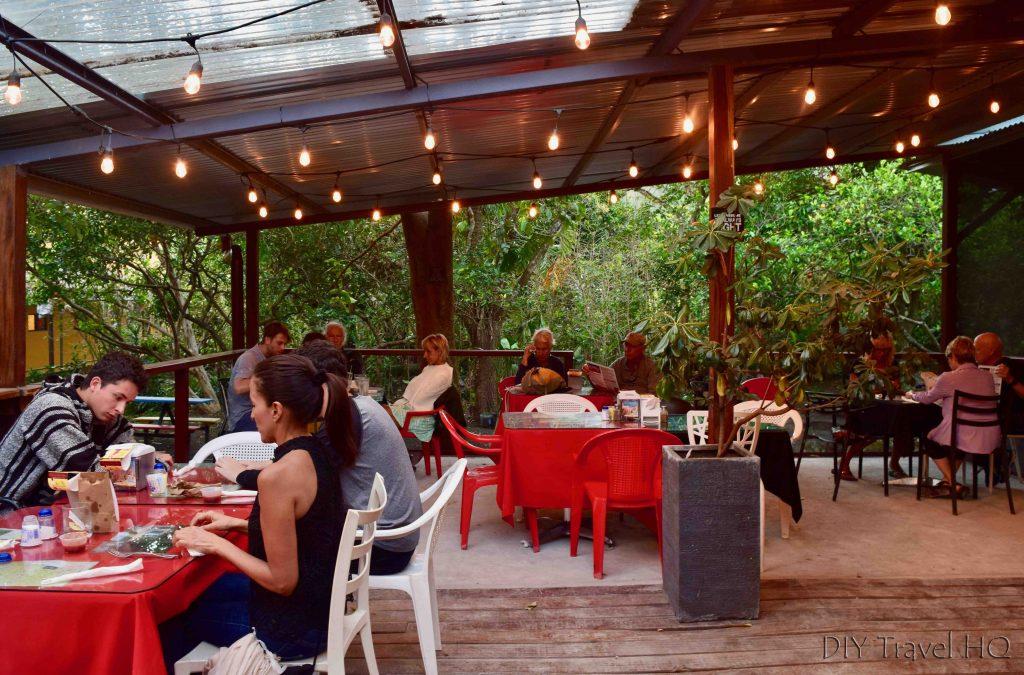 Big Daddy's Grill Restaurant Boqete Panama