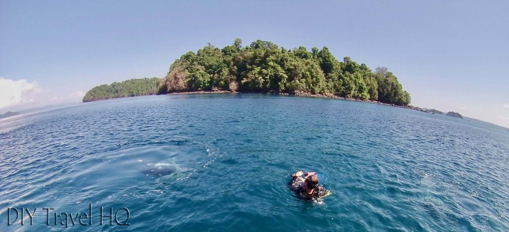 Coiba National Park diving