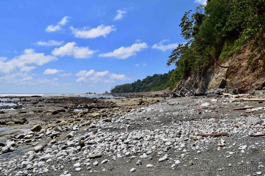 Corcovado landslide