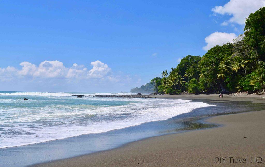 Beach Corcovado