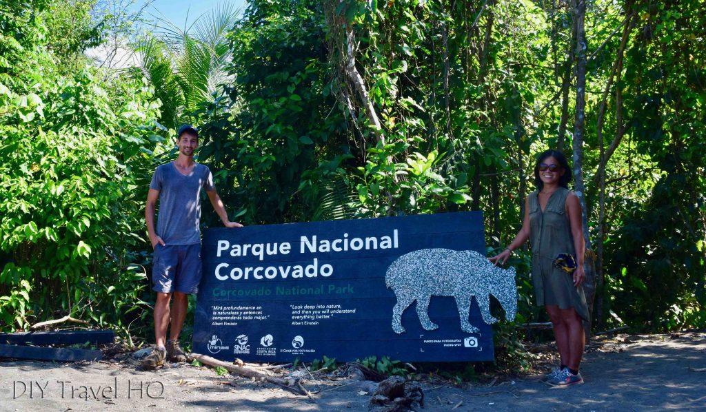 Parque Corcovado