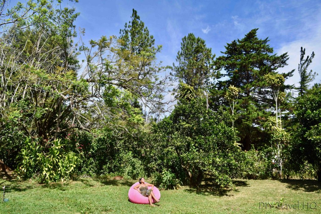 Backyard El Machico Hostel Boquete