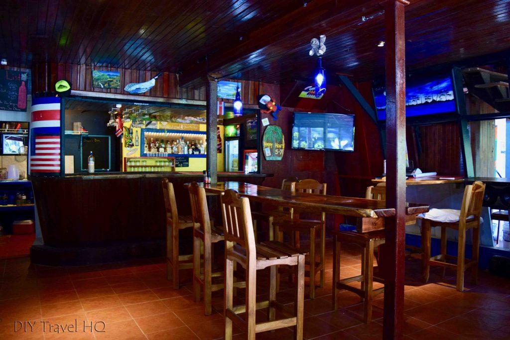 Bar Hotel Mono Azul