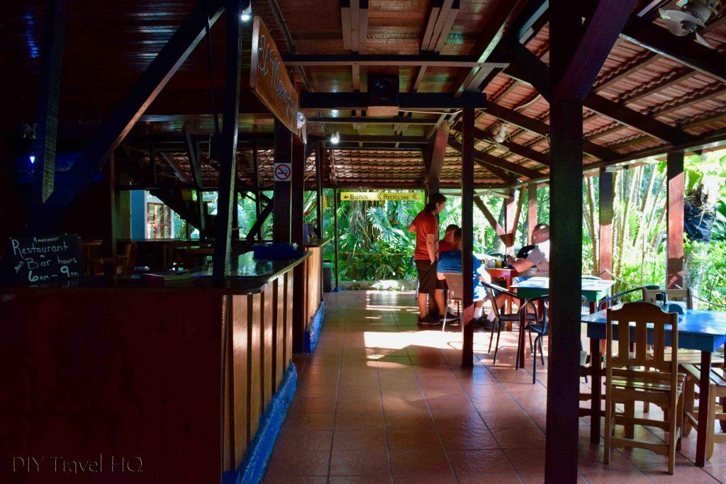 Restaurant Hotel Mono Azul
