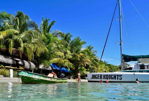 Jager Knights catamaran tours