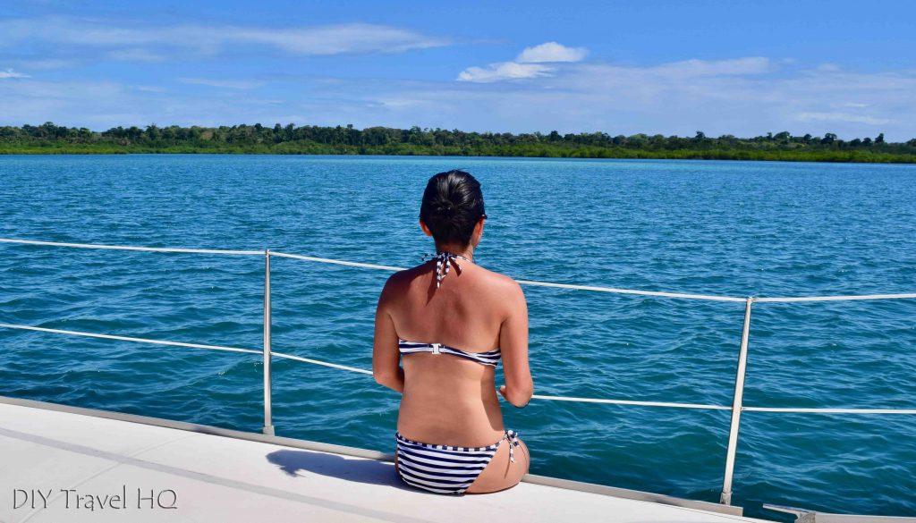 Catamaran Bocas del Toro
