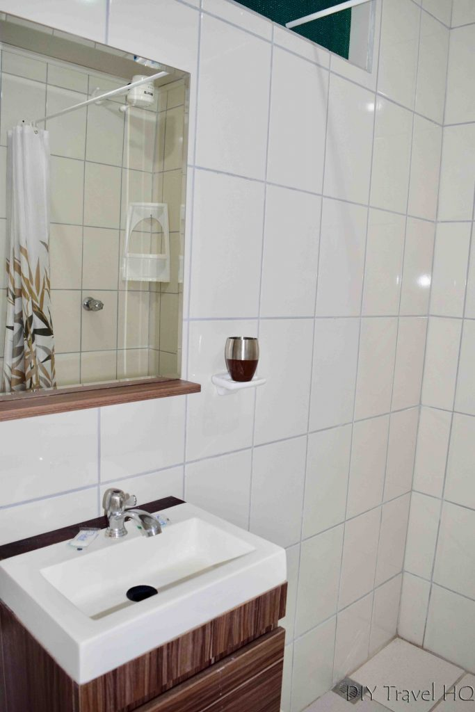 Bathroom Economy Room