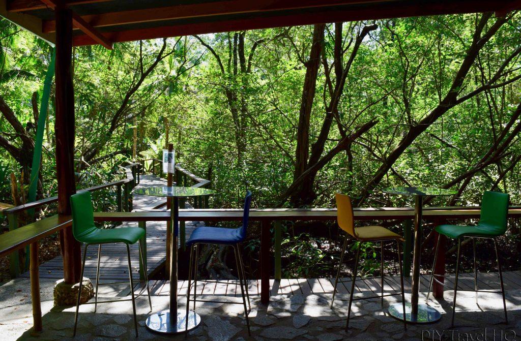Common room La Chosa del Manglar