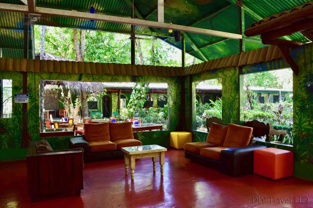 Lounge La Chosa del Manglar