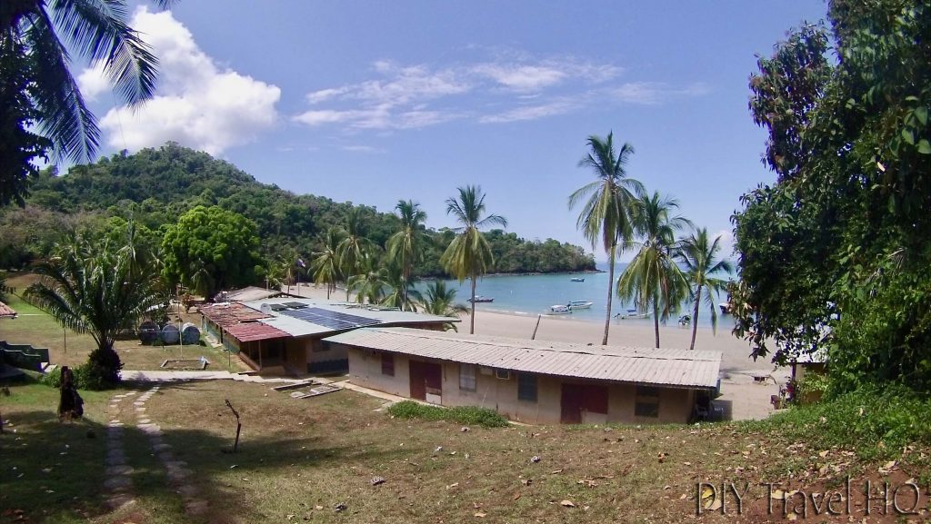 Coiba National Park HQ