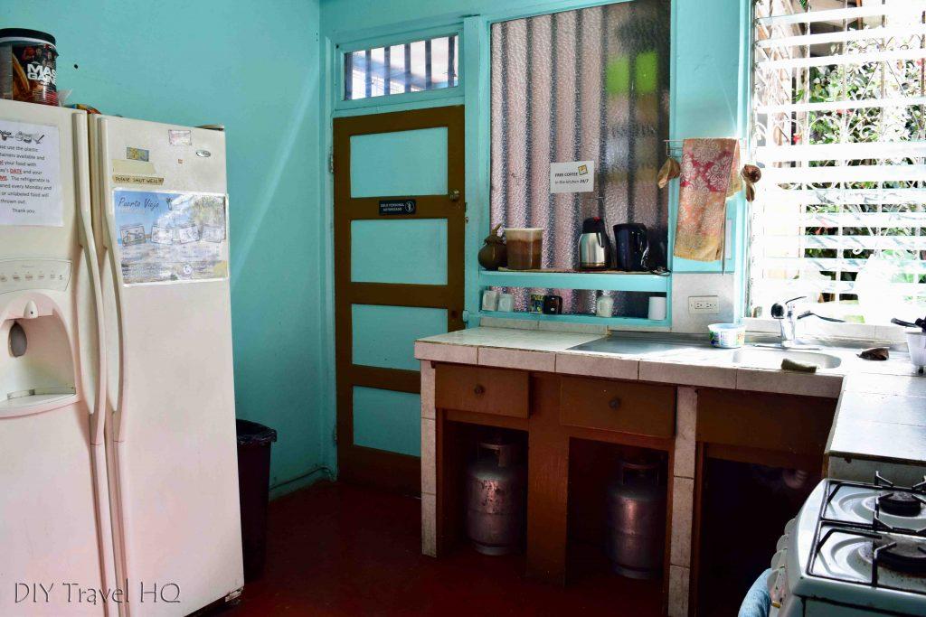 Kitchen Relax Hostel