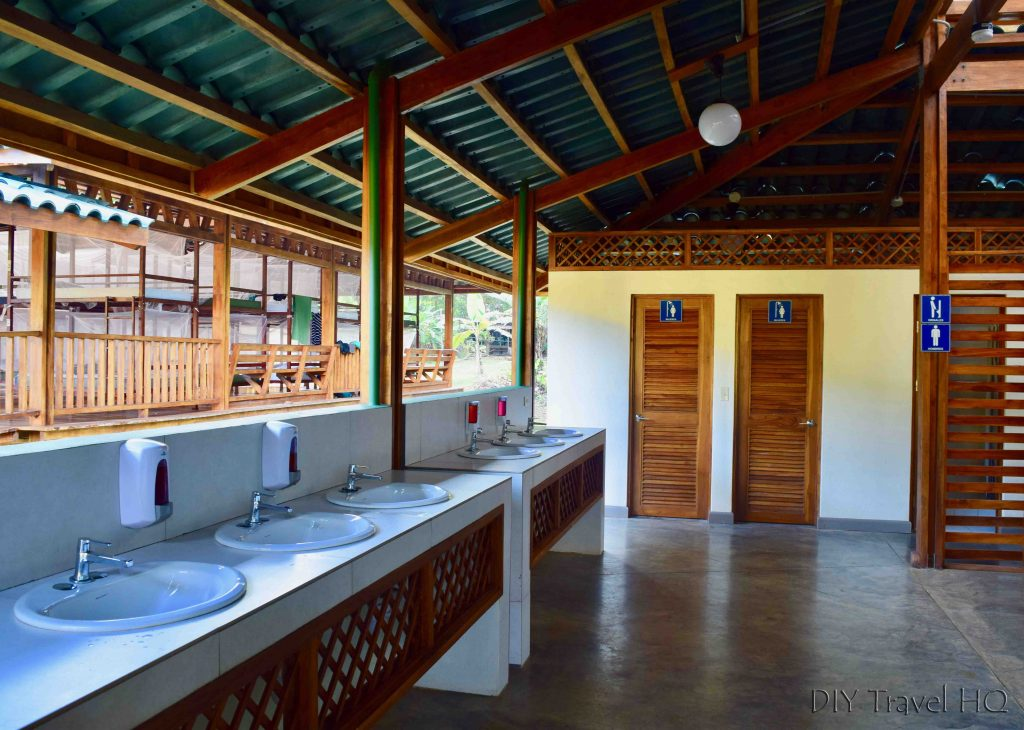 Bathroom Sirena Station