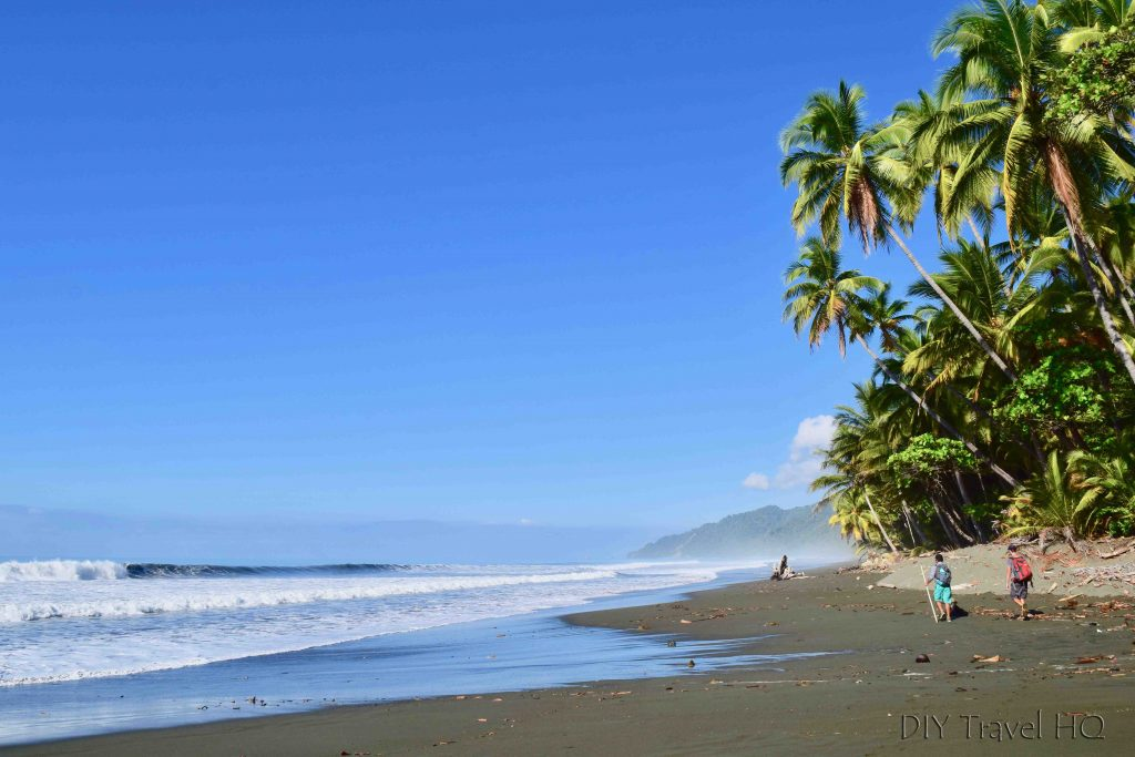Corcovado National Park tours Carate