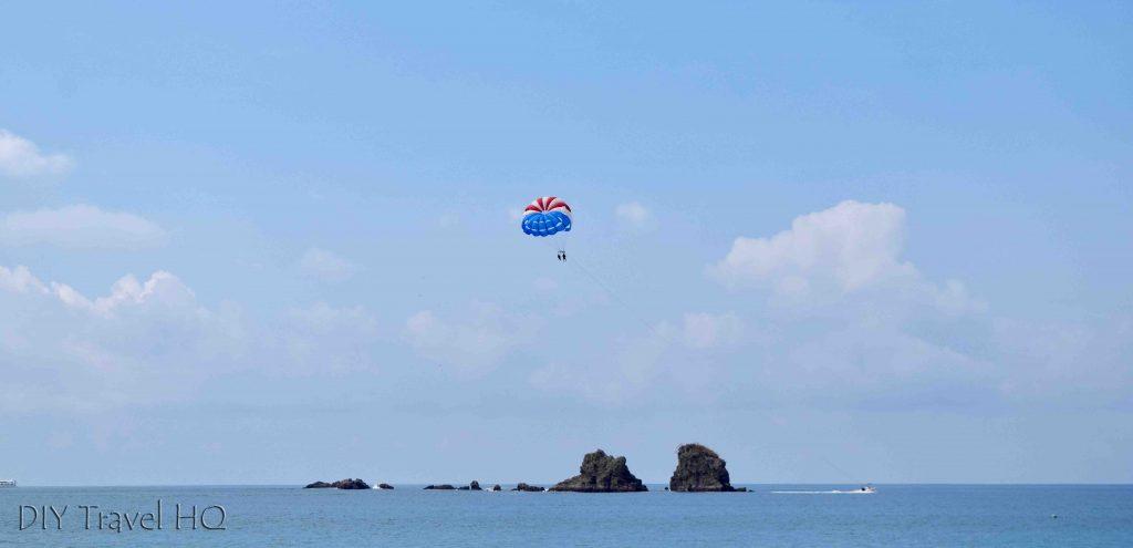 Landing Aguas Azules