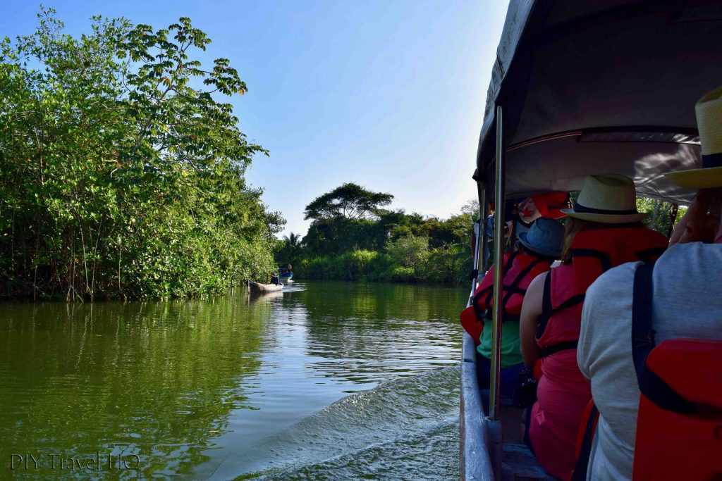 Guna Yala Explorer Boat Ride on Rio Grande Carti