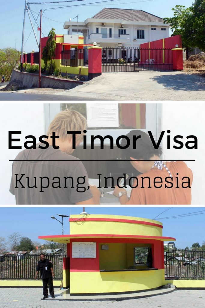 One of the main reasons travelers come to Kupang is to obtain a visa for East Timor. This can be done at the East Timor/Timor-Leste Consulate, south of the center of Kupang. Find out the visa requirements, processing time, & information about the authorization letter before heading to the Indonesia - East Timor border.