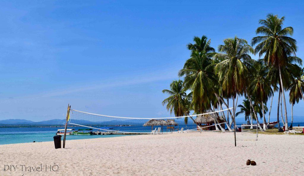 Icodub Beach Volleyball Court