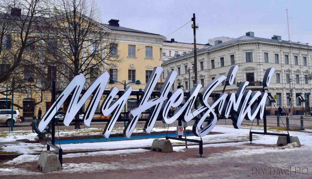 My Helsinki Finland