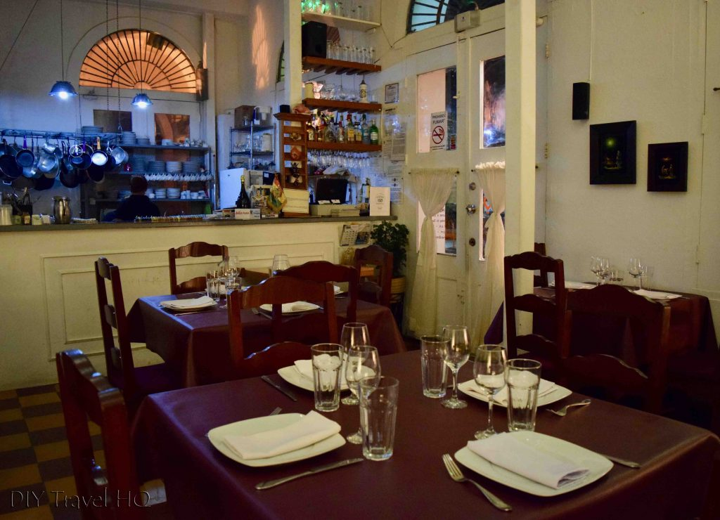 Rene Cafe Open Restaurants with Intimate Seating in Casco Viejo Panama City