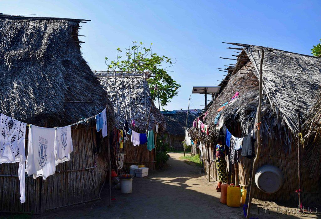 San Blas Island Village & Architecture