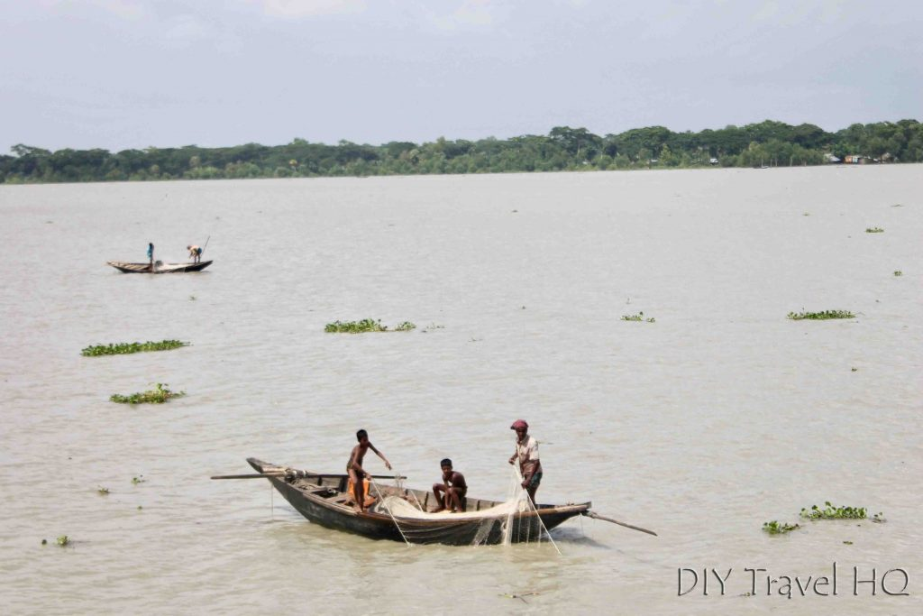 Fishermen Bangladesh