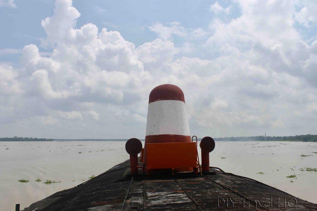 Rocket Paddle Steamer