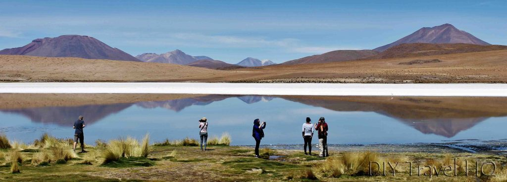Mirror Lake Uyuni