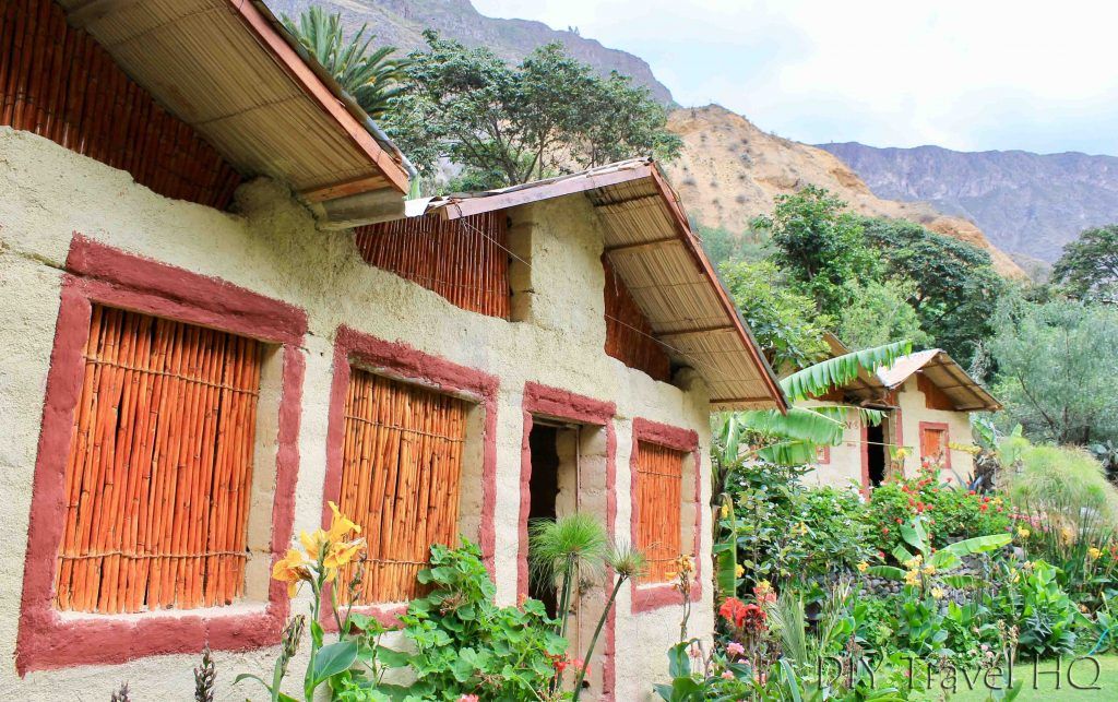 Colca Canyon accommodation