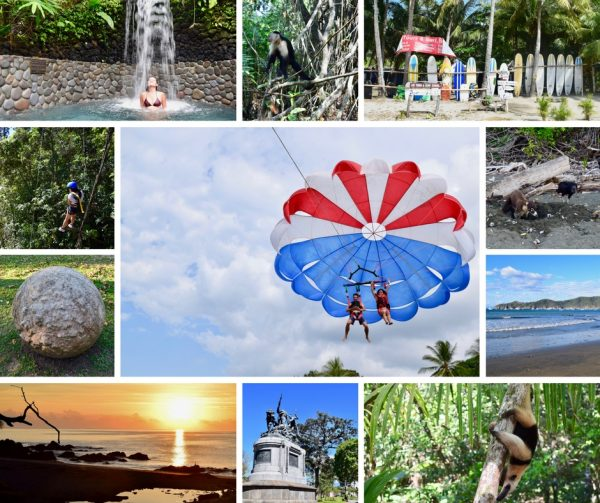 Where to Visit in Costa Rica
