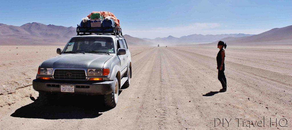 Dali desert tour
