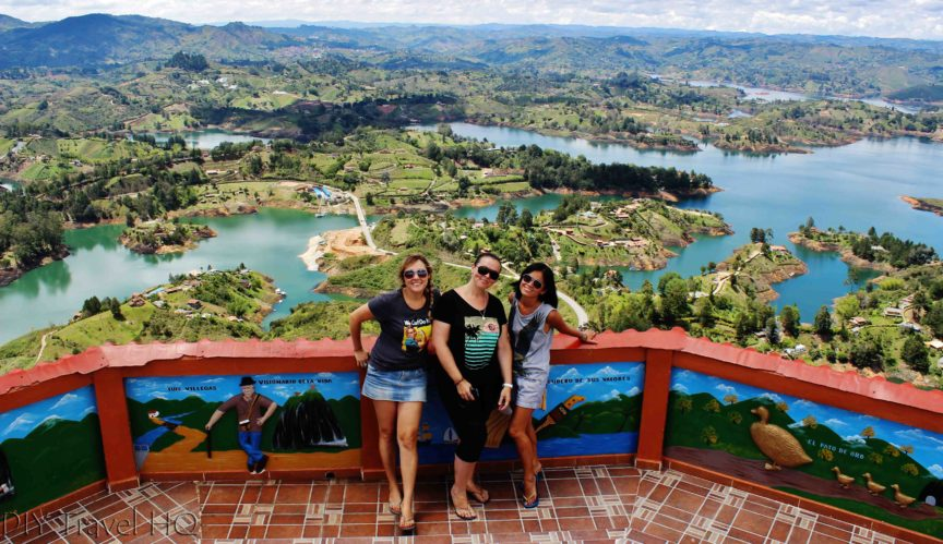 Guatape el peñon de guatape: 659 steps to colombia's best view - diy travel hq
