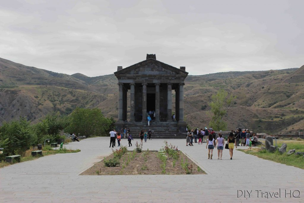 How to get to Garni Temple from Yerevan