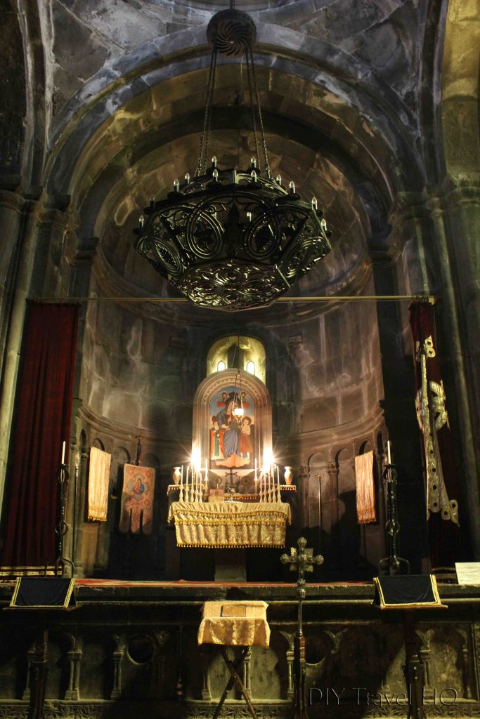 Katoghike Chapel