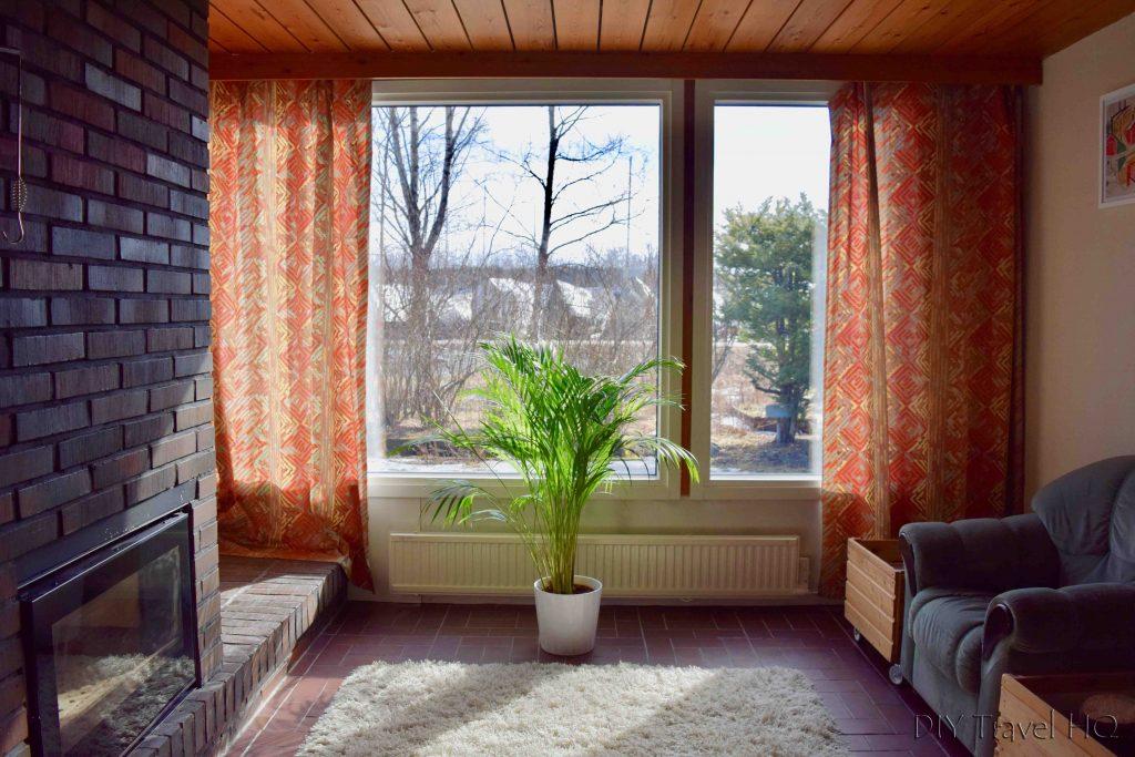 Fireplace Helsinki hotel