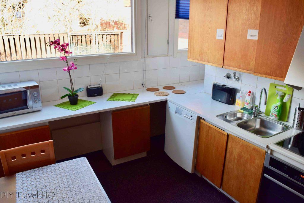 Kitchen Guesthouse Stranda
